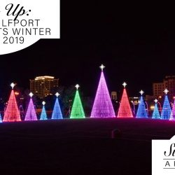 Annual Gulfport Harbor Lights Winter Festival 2019
