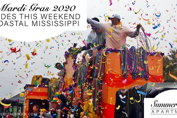 13 Mardi Gras 2020 Parades this Weekend in Coastal Mississippi