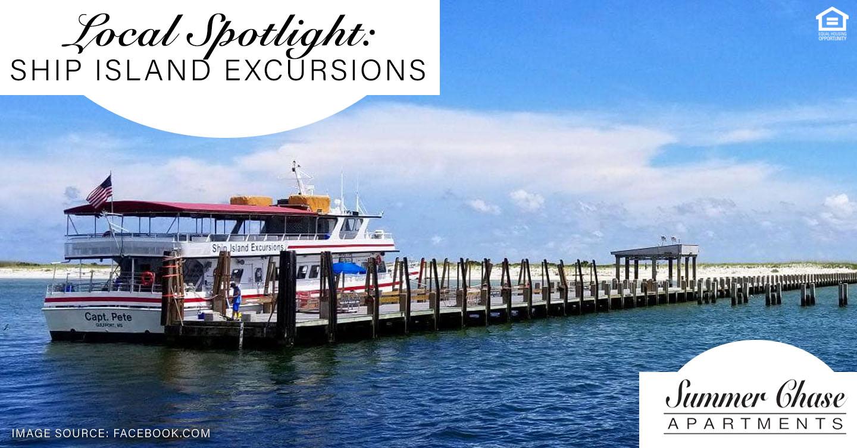 Local Spotlight: Ship Island Excursions