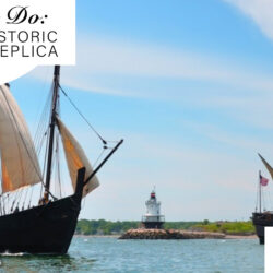 Tour the Historic Pinta Ship Replica
