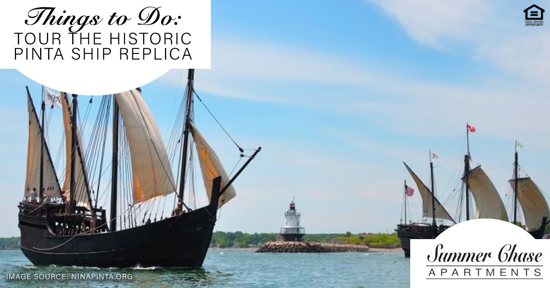 Tour the Historic Pinta Ship Replica