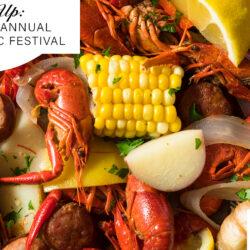 Biloxi's 28th Annual Crawfish Music Festival