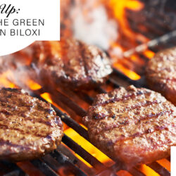Grillin' on the Green in Downtown Biloxi