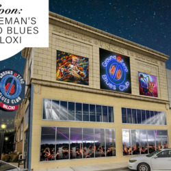 Morgan Freeman's Ground Zero Blues Club in Biloxi